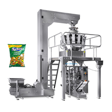 Automatic Kurkure Pouch Packing Machine