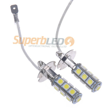 Factory Made High quality 12V 5050 13SMD Auto Driving Lamp H3 Car Fog LED Lights