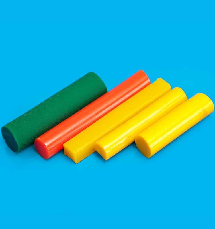 Abrasion resistant Surface smooth Engneering plastic pu plate/rod/tube
