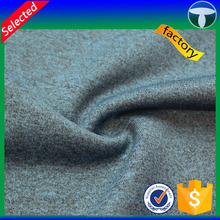 Grey melange french terry sweater hoodie fabric free samples