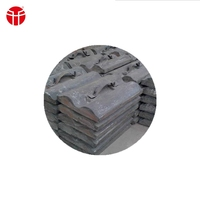 High Chrome Alloy Steel Mill Liners