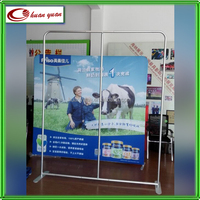 aluminum backdrop stand pipe drape for bussiness events