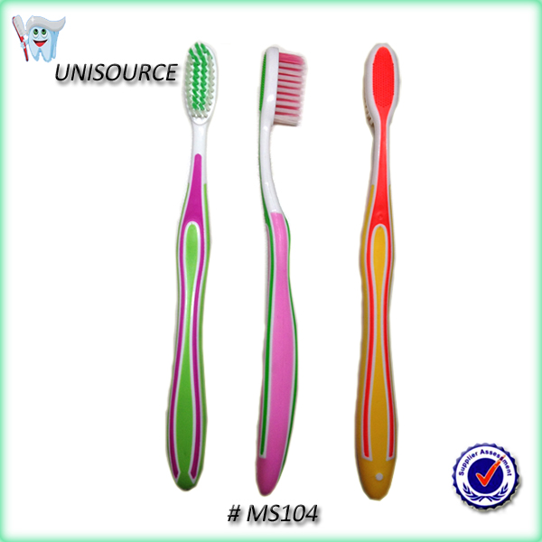 personal care adult toothbrush tapered filaments