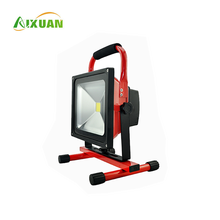 Aixuan Hot Sell Low Power Ultra Slim 50W Pir Led Flood Lighting
