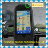 waterproof plastic phone case for phone bike mount case