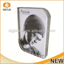 luxury basketball photo frame,plastic pvc photo frame,apple shaped picture frame