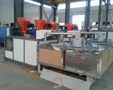 extrusion blow moulding machinery of hebei sanqing
