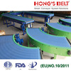 HONGSBELT Plastic Airport Conveyor Belt For