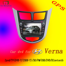 special 7'' touch screen car dvd player for HYUNDAI VERNA