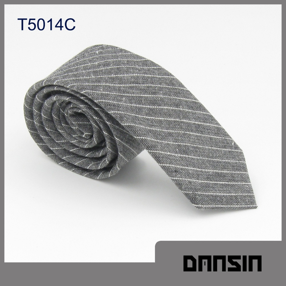 Classic Design High Quality Men Cotton Dress Tie