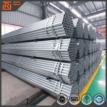 Hot Dipped Galvanized Steel Pipe Fence Post, Galvanized Chain Link Fence