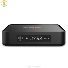100% Original Amlogic S905 T95M TV Box Full HD 4k Plastic Case S905 Android TV Box T95M Make Your TV Smart With Antenna