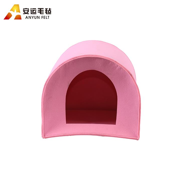 Фабрики Китая derict продажа Теплые мягкие чувствовал ПЭТ дом кровать