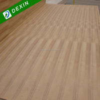 4'x8' or 3'x7' Natural Burma Teak Plywood for Sale