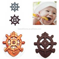 2014Hot Inflatable Toys Promotion New Design Silicone Teething Silicone Baby Teether Baby Toys&Silicone Toys for Babie