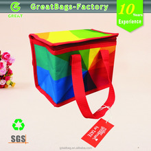Hot sale new style insulated promotion lunch tote cooler bags