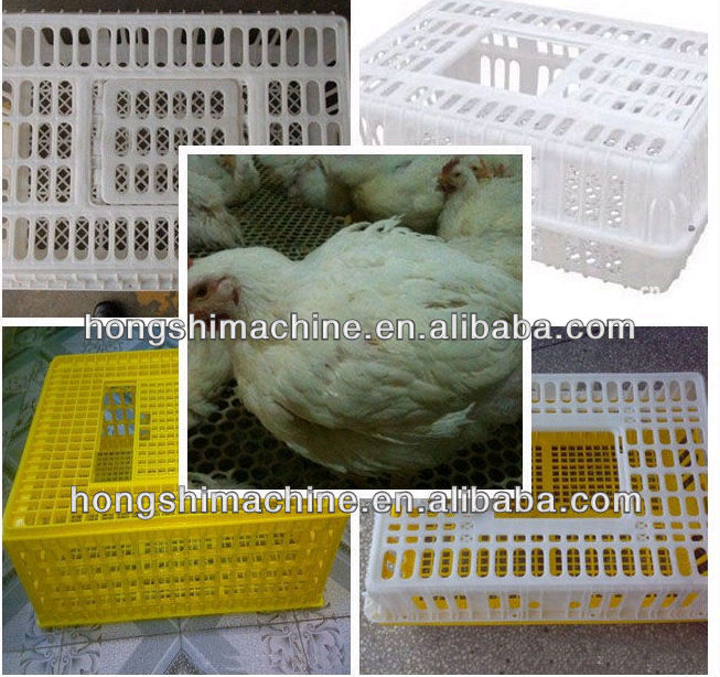 chicken transport cage plastic cage poultry/animal transport cage