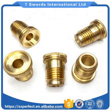 Top Quality Small Electronic Component, Turned CNC Turning Part, Custom Brass Machined Parts Fabrication