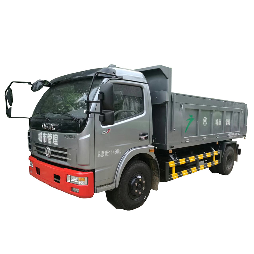 Dongfeng 4*2 dump <strong>trucks</strong> tipper <strong>truck</strong> for sale