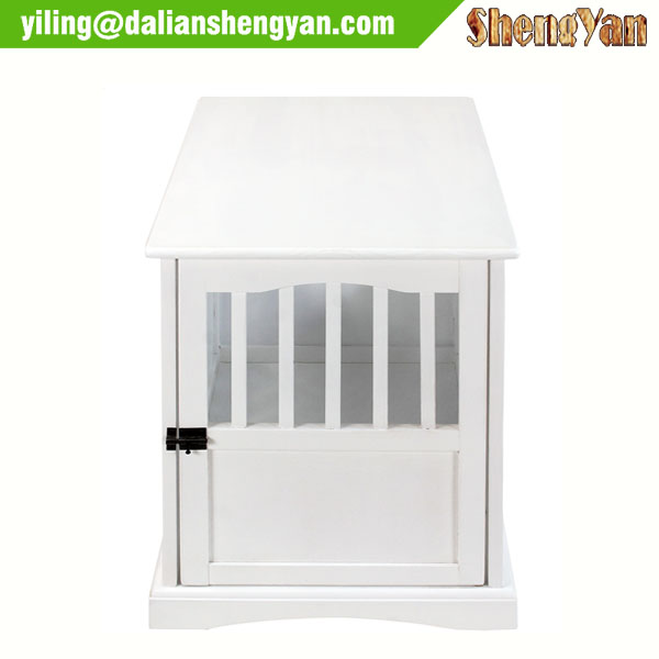 Furniture style indoor discount dog crates
