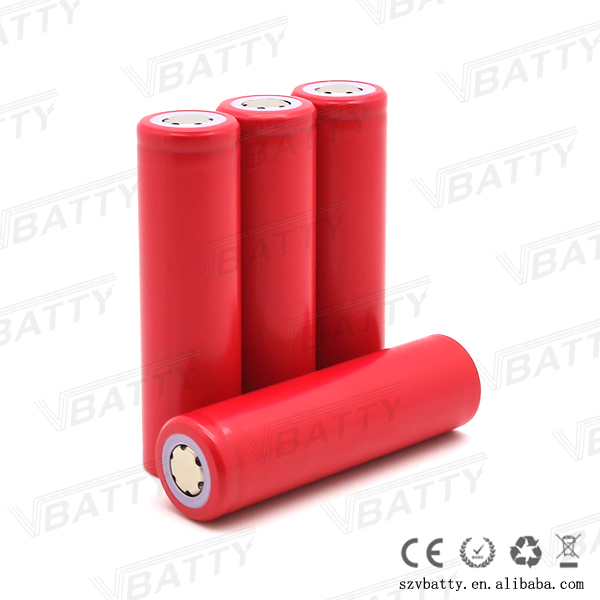High Quality sanyo 18650 3.7v 2600mah li-ion battery UR18650ZY made in japan