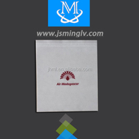 hot wholesale high quality custom logo disposable waterproof airline seat headrest cover