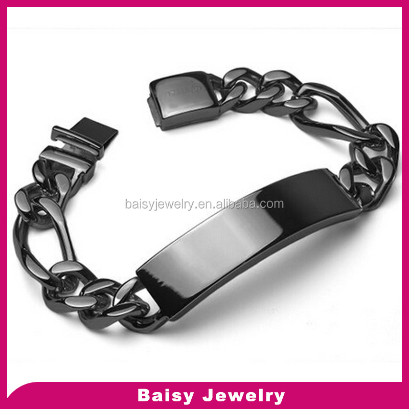german stainless steel bracelet mens prices engravable wholesale items jewelry