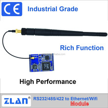 ZLSN7004 TTL to Wifi Module wireless module wifi to serial port RS232 RS485 RS422 high-performance remote control