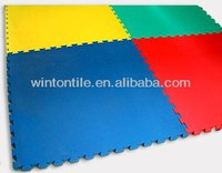 EVA Interlocking Sport Mats/cheap interlocking mats/eva sports floor mat