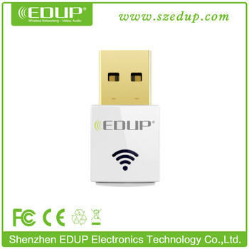 EDUP New Mini 600mbps Dual Band 2.4ghz / 5ghz USB Wifi Adapter