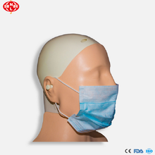 disposable carbon filters face mask medical disposable face mask non-woven disposable face mask anti h7n9 bird flu