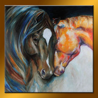Fine art Famous Horse Wall Painting