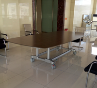 Moving Conference Table