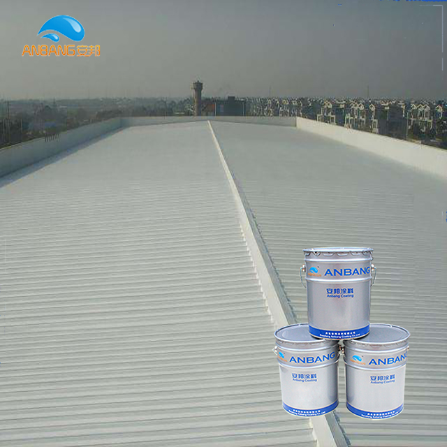 ABW110 high temperature resistance solar reflective heat insulation primer coating