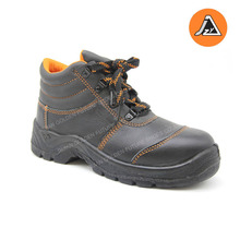 china cheap price buffalo S3 leather safety shoes jungle safety footwear ITEM# JZY0501S3