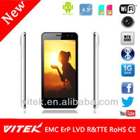 MTK6589 Quad Core IPS QHD Panel Android 3G Smart mobile phone