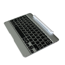 high quality 59 keys ABS keyboard arabic 400mah battery BT 3.0 wireless keyboard bluetooth keyboard for ipad/ipad case