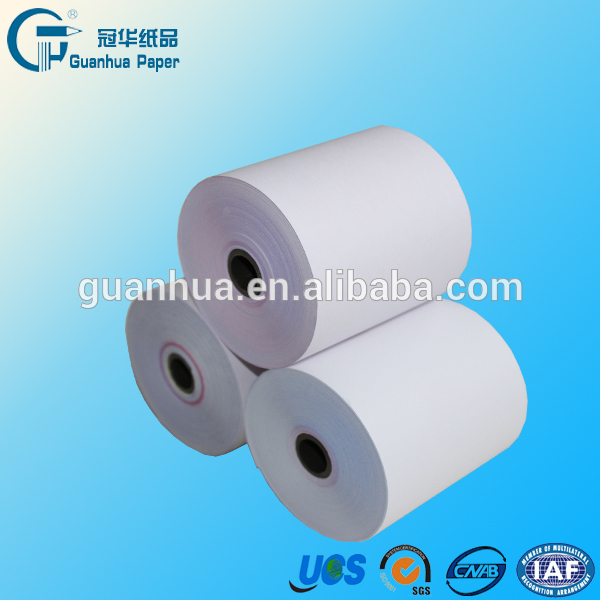 2 1/4'' width thermal POS paper rolls for cash register machine