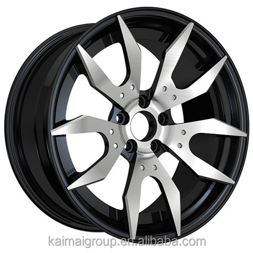 18 - 24 inch forged car wheels rims | 2 pieces forged wheels | forged car wheels rim