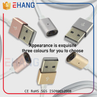 Hot Selling Products magnet usb cable for iphone and micro cable