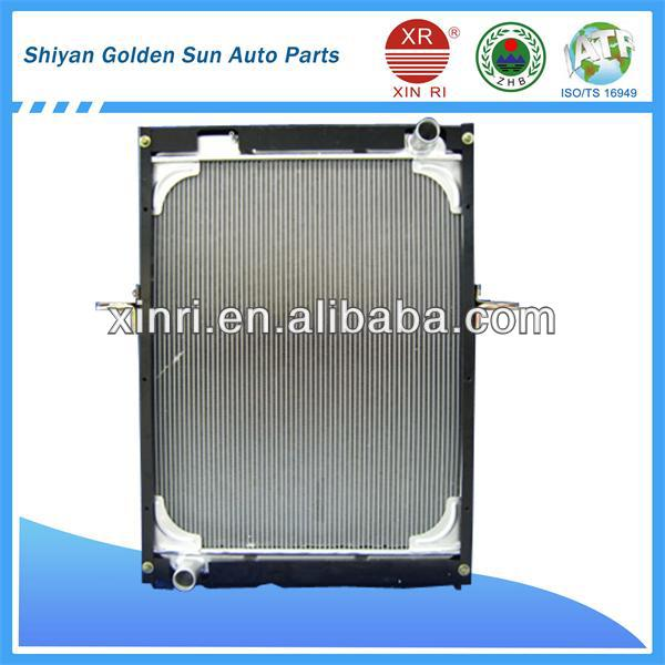 Discount radiator for Auman 11319 in Hubei Foton truck parts