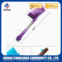 home used dust cleaning bed brush with soft bristle