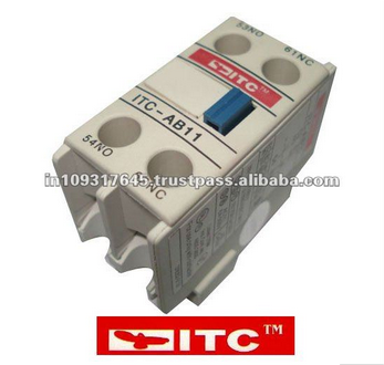 ITC Auxiliary Contact Block