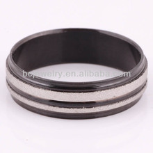 China wholesale stainless steel jewelry moroccan wedding rings