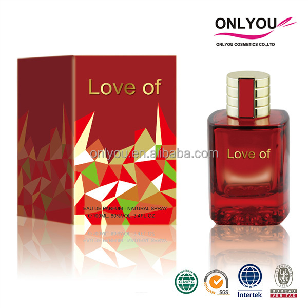 Factory Wholesale Rose Fragrance Perfume Imitation for Women
