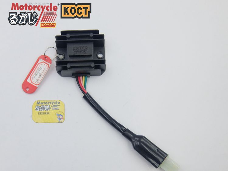 Motorcycle Covers Regulator(DC) & Automatic Voltage Regulator FXD125