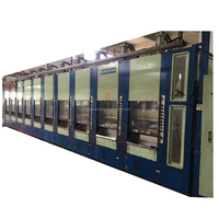 used Kingsteel EVA injection shoe sole moulding machine