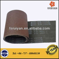 WX777 Abrasive Emery Cloth Roll