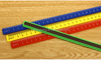high standard customized magnetic ruler