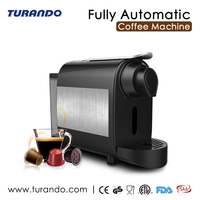 coffee machine parts/automatic capsule coffee machine/Nespresso coffee machine